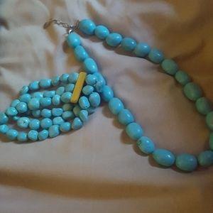 Jewelry - Matching bracelet & necklace